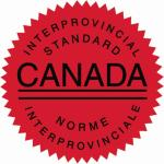 Official canadian red seal logo.